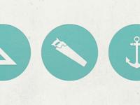 Drb process icons