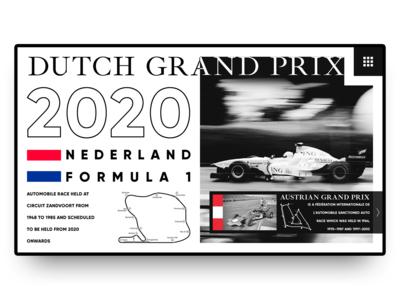 Formula 1 | Grand Prix 2020