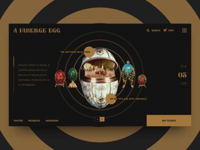 A Faberge Egg