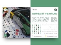 Bmw I3 Green Dribbble Shot Represent