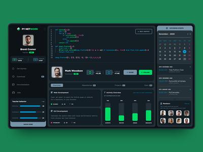 PyNetwork UI
