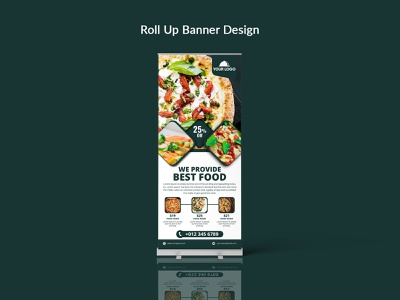 Creative corporate business roll up banner promotion professional premium multipurpose modern marketing house home global design creative corporate company clean business banners agency advertisement advert ad