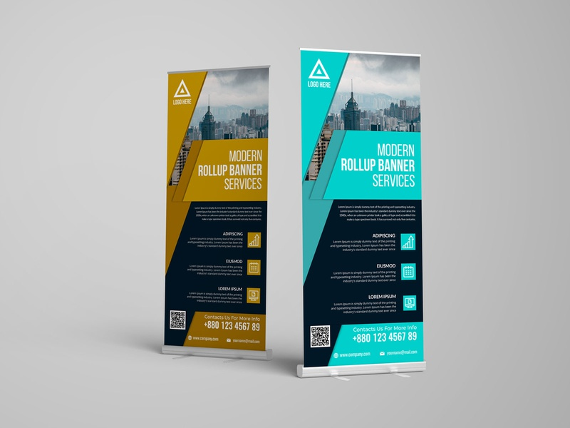 Real estate roll up banner template Design professional corporate illustration template design a banner signup roll up banner design billboard mockup branding billboards billboard design billboard pull up banner pull up roll up banner banner ads outdoor advertising