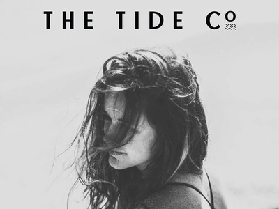 The Tide Co   Logo Design