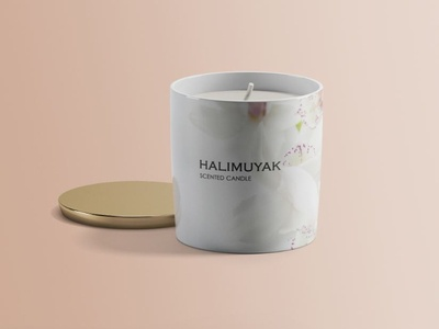 Halimuyak Scented Candle
