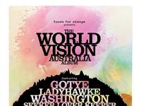 World Vision Album Cover