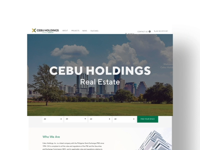 Cebu Holdings Real Estate