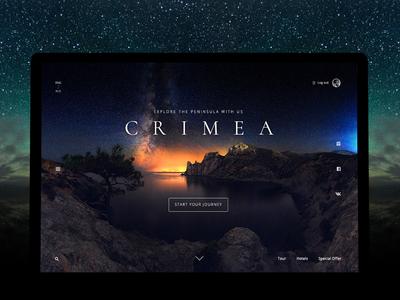 Crimeanalp - key screen