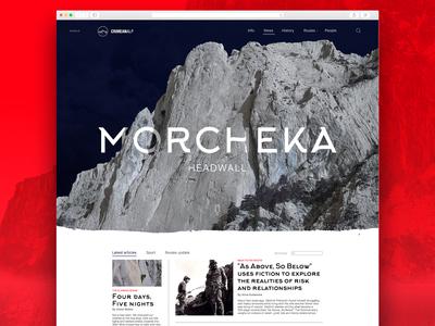 Morcheka - website