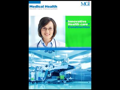 Medical Health Poster Front