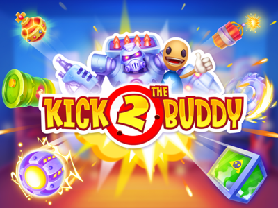 Playgendary Projects Kick The Buddy Forever Dribbble