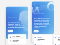 Open Mind Group - Responsive Web Design
