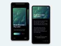 iOS Onboarding Walkthrough Template