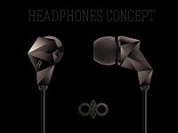 Headphones Concept