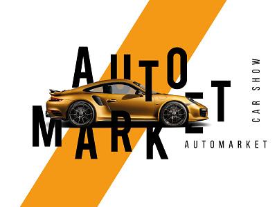 automarket logo automobiles cars