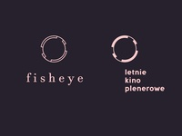 Fisheye / summer cinema logotype