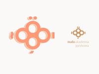 Language school #2 / chosen logo