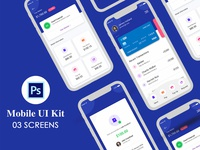 New Digital Bank App UI Kit