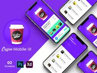New Trading App UI Kit concept