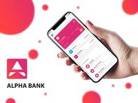 Alfa Bank Ui Design Concept