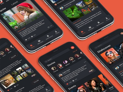Music App Home mobile psd ux mobile app template login ui ios app design profile app apps application user profile flight booking app booking app psd free psd android