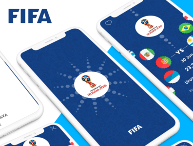 FIFA World Cup Russia 2018 App UI profile flight booking app user profile app apps application booking app psd app ios free psd android