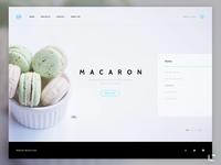 Sweet shop Macaron
