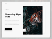 Tiger page