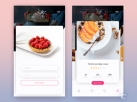 Cooking food app