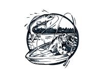 Fish shack - Sketch