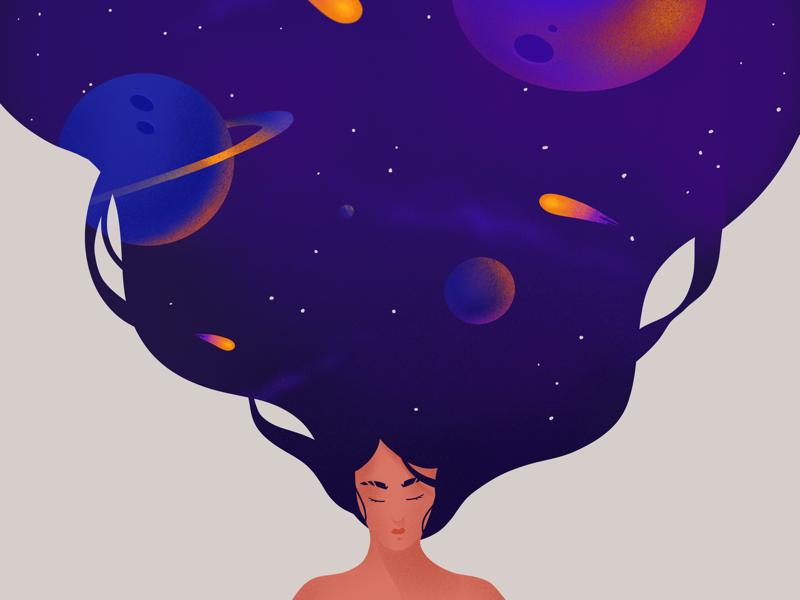 Space again space