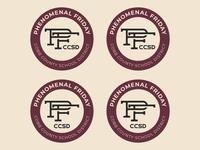 Phenomenal Friday Logo Options