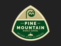 Pine Mountain Badge