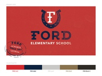 Ford Elementary School Logo