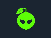 alien lime logo