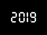 2019 wordmark