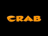 Crab wordmark