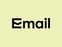 Email wordmark