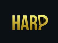 harp wordmark