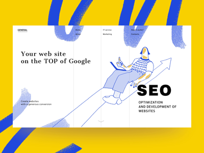 SEO Agency Landing Page