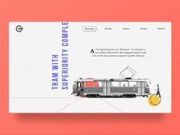 The concept of new site for the Volgograd metro