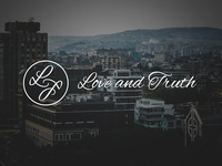 LT - Love and Truth logo