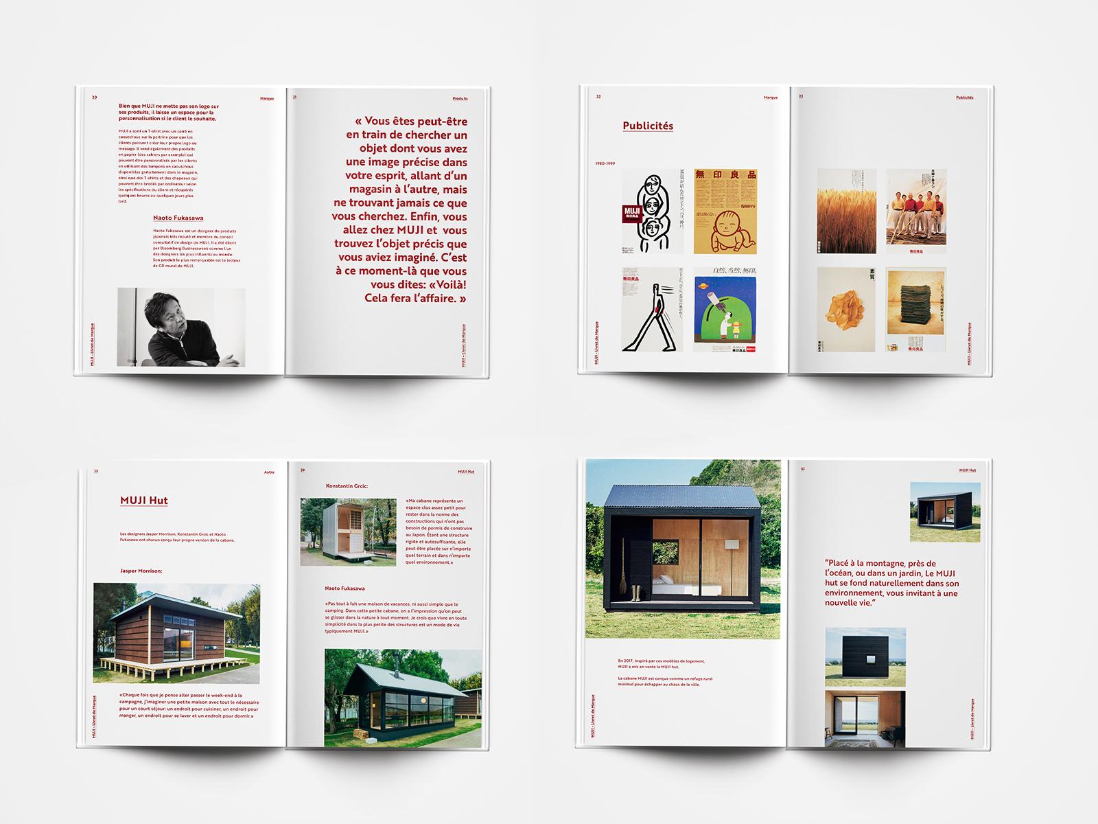 La Petite Maison Atlanta muji brand bookkatelyn kazan on dribbble
