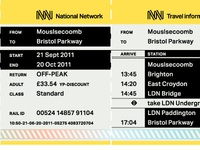 National Network Identity - Ticket