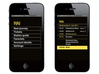 National Network Identity - iPhone application