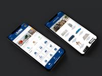 [UX Design] - Furniture Mobile Design - UX [Informa Re-Design]