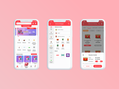Sinbad Application - B2B E-commerce Mobile Application