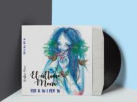 El último mono - Cover CD illustration