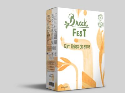 Break fest - Packaging