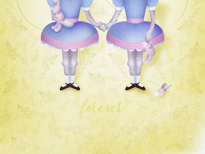 The Shining - Bunny Style II